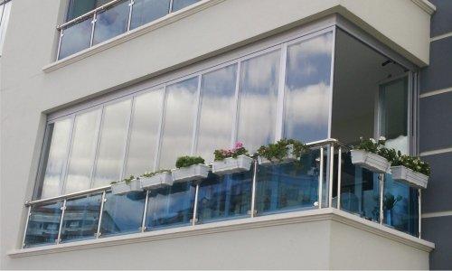 Isıcamlı Balkon Sistemleri